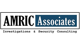 Security and Investigation Web Design - Amric Associates