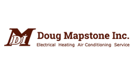 Heating and Air Conditioning Web Design - Doug Mapstone Inc.