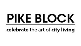 Real estate website design clients at Pike Block