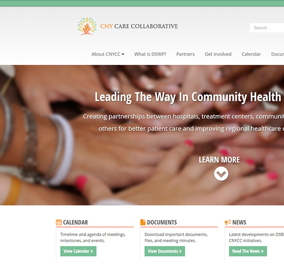 Health Care Content Management System Design Project