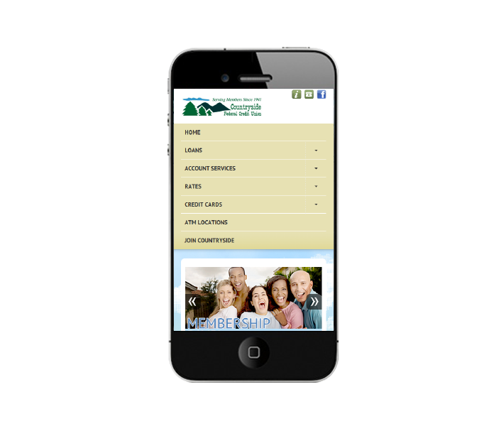 Mobile Responsive Design for Banks