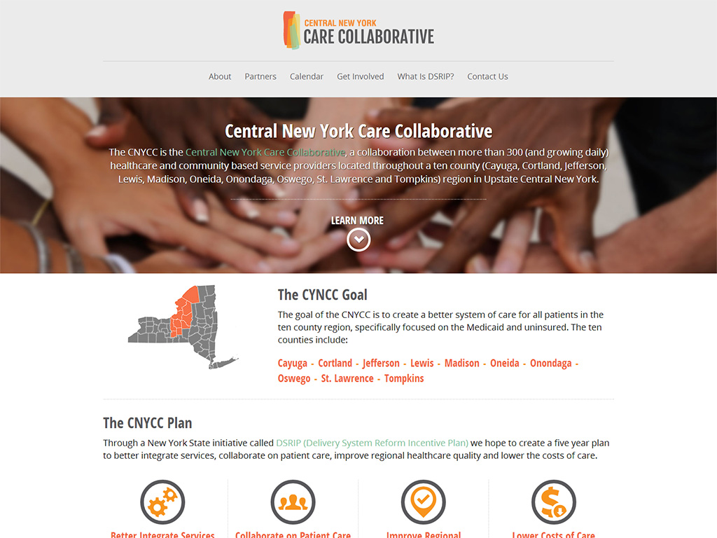 Health Care Web Design Project
