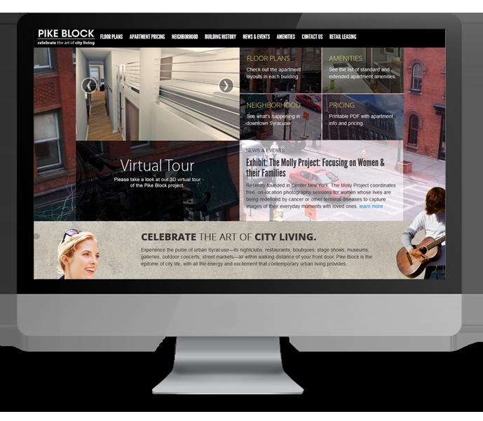 Websites For Apartment Rentals: ACS, Inc. Web Design & SEO