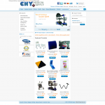 Healthcare Ecommerce Shopping Cart Website