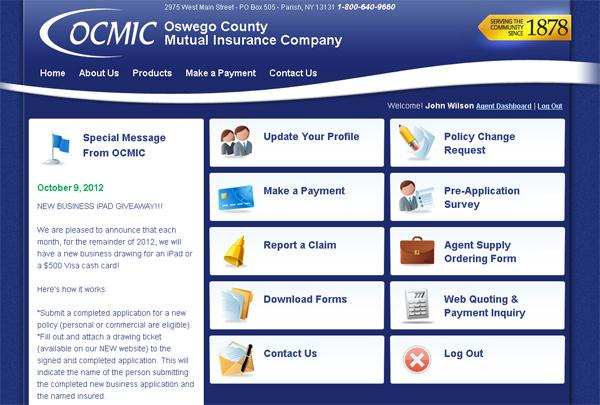 Internet web application development archives acs web - Web application home page design ...