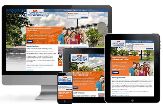contact us for a website design that helps your business