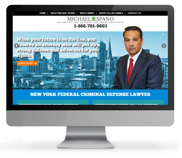 Legal Web Design NY