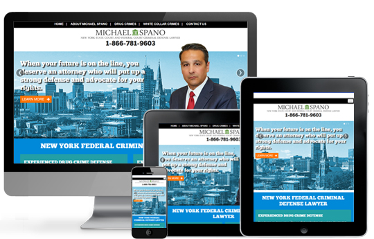 Responsive Legal Web Design in Syracuse