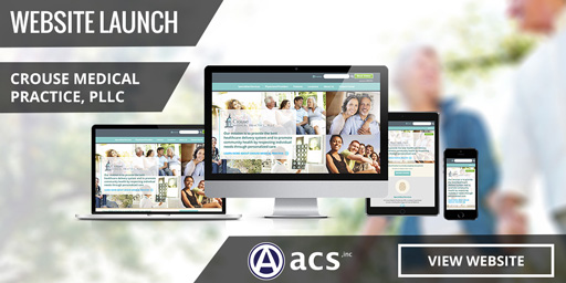 medical website design responsive views crouse