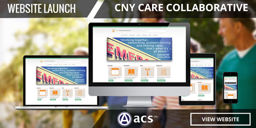 Healthcare Organization Website Development Example