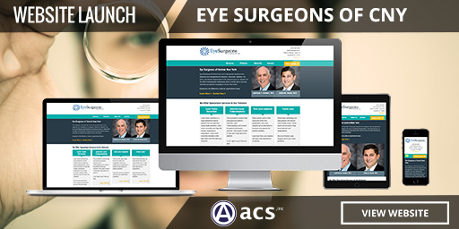 Accessible Website Design for Eye Doctors
