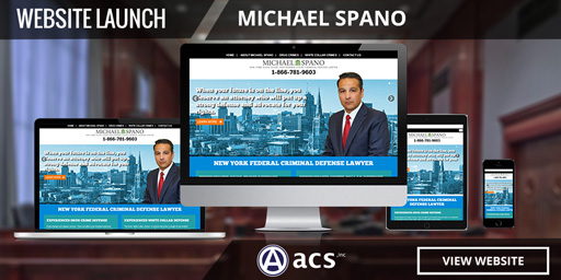 responsive legal website design