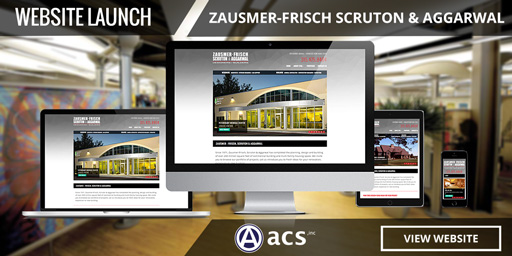 Responsive Architecture Web Design
