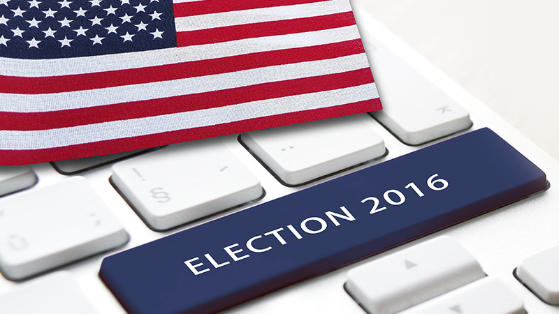 Election 2016 and digital marketing strategies