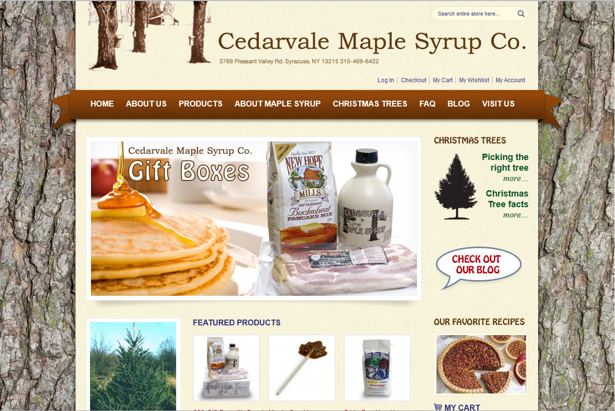 maple syrup case study