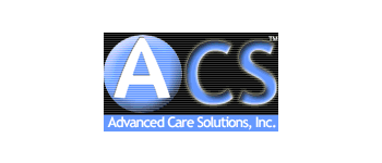 founding of acs inc web design and seo first version of acs logo with advanced care solutions inc text
