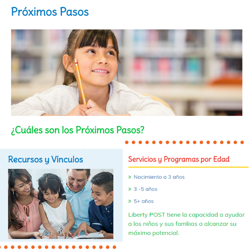 Spanish Language translation services, Spanish Language Landing Page