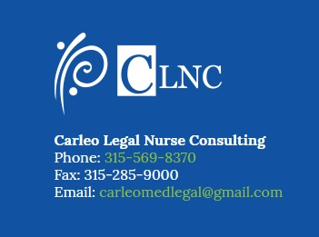 legal website design branding for carleo legal nurse consulting from acs inc web design and seo