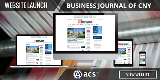 news website design portfolio listing from acs inc web design and seo