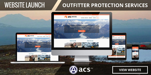membership website design for ops from acs inc web design and seo
