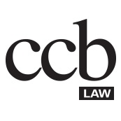 attorney website design logo and branding for ccb law by acs inc