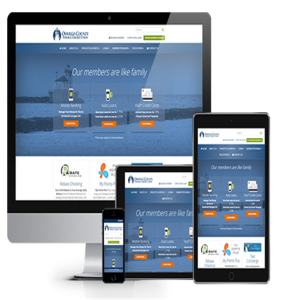 credit union web design oswego county fcu thumb from acs web design and seo